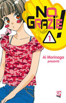 NO, GRAZIE! volume unico ed. GP comics
