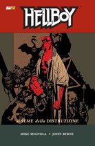 HELLBOY (nuova edizione) da 1 a 12 [di 12] ed. Magic Press