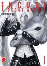 INCUBI AD OCCHI APERTI da 1 a 6 ed. planet manga