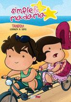 Simple&Madama: Tandem volume 3 ed. magic press