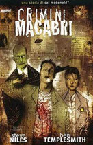 CRIMINI MACABRI da 1 a 2 ed. Magic Press