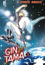 GINTAMA da 1 a 35 ed. star comics