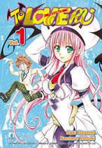 TO LOVE-RU da 1 a 18 [di 18] ed. star comics