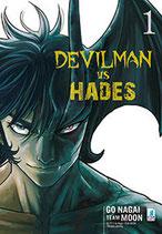 DEVILMAN vs HADES da 1 a 3 [di 3] ed. star comics