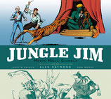 JUNGLE JIM volume 1 STRISCE DOMENICALI: 1933 - 1944 ed. cosmo