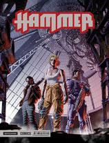 HAMMER da 1 a 13 [di 13] ed. Mondadori Comics F423