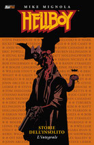 HELLBOY Storie dell'Insolito: L'Integrale ed. Magic Press