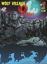 WINTER volume 4 [di 6] edizioni UFO un fumetto originale di Luca Tiraboschi