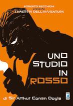ROBERTO RECCHIONI PRESENTA: UNO STUDIO IN ROSSO volume unico ed. Star Comics