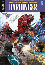 ARMOR HUNTERS: HARBINGER volume unico ed. star comics