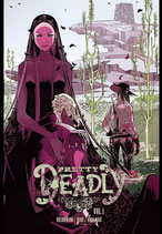 PRETTY DEADLY volume 1 ed. bao publishing