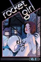 ROCKET GIRL volume 1 ed. bao publishing