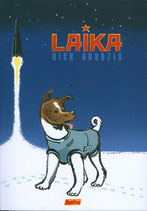 LAIKA volume unico ed. Magic Press