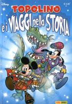 TOPOLINO E I VIAGGI NELLA STORIA ed. panini comics