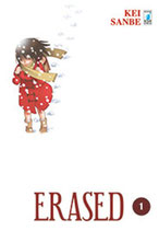 ERASED da 1 a 9 [di 9] ed. star comics
