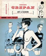 GUIDO CREPAX EROTICA da 21 a 30 [di 30] ed. Mondadori Comics