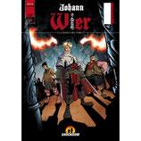 JAHANN WIER volume unico ed. Shockdom