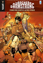 ARCHER & ARMSTRONG volume 7 ed. star comics