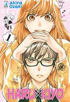 HARU X KIYO da 1 a 6 ed. star comics