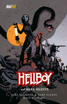 HELLBOY SPECIAL: NEL MARE SILENTE volume unico ed. Magic Press