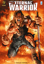 LA FURIA DI ETERNAL WARRIOR volume 1 ed. star comics