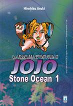 JOJO Le Bizzarre Avventure - STONE OCEAN da 1 a 11 [di 11] ed. star comics 6° serie