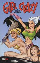 GIRL CRAZY volume unico ed. Magic Press