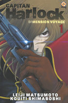 CAPITAN HARLOCK -DIMENSION VOYAGE volume 1 ed. goen