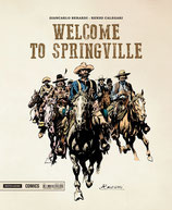 WELCOME TO SPRINGVILLE volume unico + DVD ed. Mondadori Comics