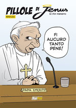 Pillole di Jenus volume 1 ed. magic press Don Alemanno