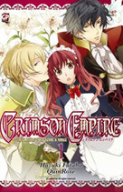 CRIMSON EMPIRE da 1 a 3 [di 3] ed. GP manga
