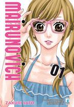 MAIRUNOVICH da 1 a 12 [di 12] ed. star comics