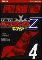 MAZINGER Z ULTIMATE EDITION da 1 a 5 [di 5] ed. j-pop