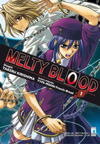 MELTY BLOOD da 1 a 9 [di 9] ed. star comics