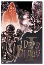 DEAD BLOOD volume 1 ed. Noise Press