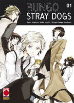 BUNGO STRAY DOGS da 1 a 6 ed. planet manga