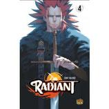 RADIANT volume 4 ed. Mangasenpai