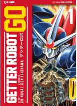 GETTER ROBOT GO da 1 a 3 [di 3] ed. j-pop manga