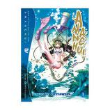 AMANCHU da 1 a 11 ed. GP manga