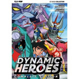 DYNAMIC HEROES BOX (4 volumi) ed. j-pop manga