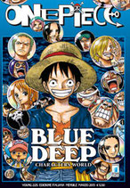 ONE PIECE BLUE DEEP speciale ed. star comics