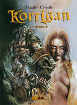 KORRIGAN: L'INTEGRALE volume unico ed. Magic Press