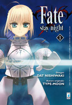 FATE STAY NIGHT da 1 a 20 [di 20] ed. star comics