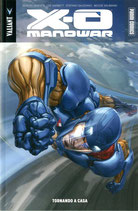 X-O MANOWAR volume 4 ed. star comics