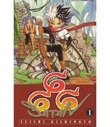 666 SATAN da 1 a 19 [di 19] ed. j-pop manga