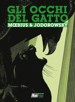 GLI OCCHI DEL GATTO: L'INTEGRALE volume unico ed. Magic Press