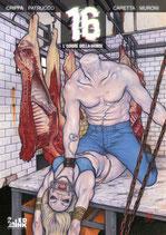16 L'ODORE DELLA MORTE volume unico ed. inkiostro