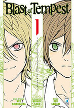 BLAST OF TEMPEST da 1 a 10 [di 10] ed. star comics