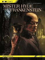 MISTER HIDE contro FRANKESTEIN da 1 a 2 [di 2] ed. now comics