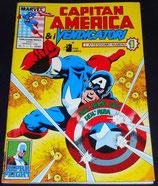 CAPITAN AMERICA & I VENDICATORI ed. star comics numeri da 1 a 20 anno 1990